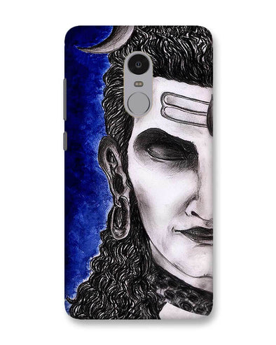 Meditating Shiva | Xiaomi Redmi Note 4 Phone case