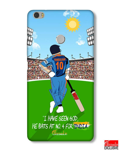 Tribute to Sachin | Xiaomi Mi Max Phone Case