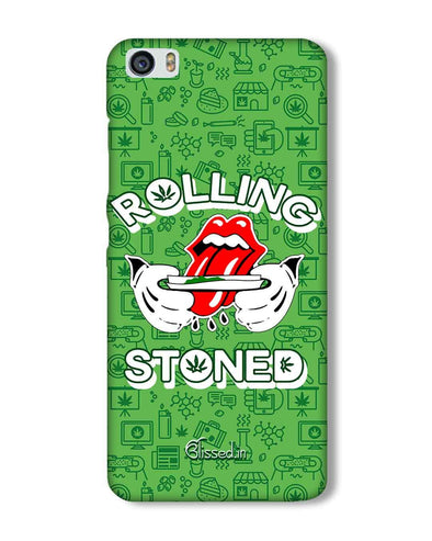 Rolling Stoned | Xiaomi Mi5 Phone Case