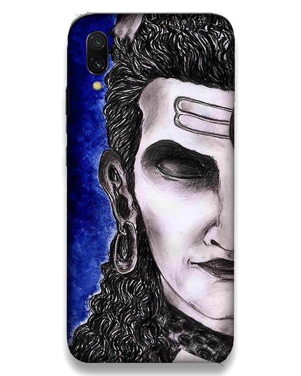 Meditating Shiva | Xiaomi Redmi Note 7 pro  Phone case