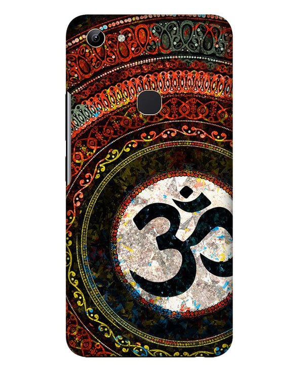 Om Mandala   |  Vivo Y81   Phone Case