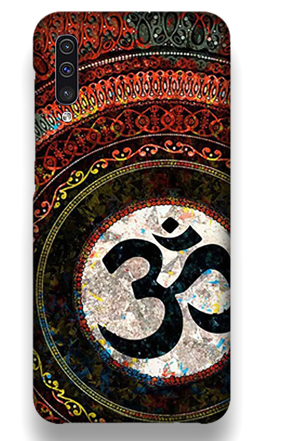 Om Mandala | Samsung Galaxy A50  Phone Case