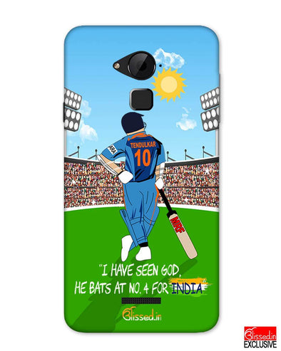 Tribute to Sachin | Coolpad Note 3 Phone Case