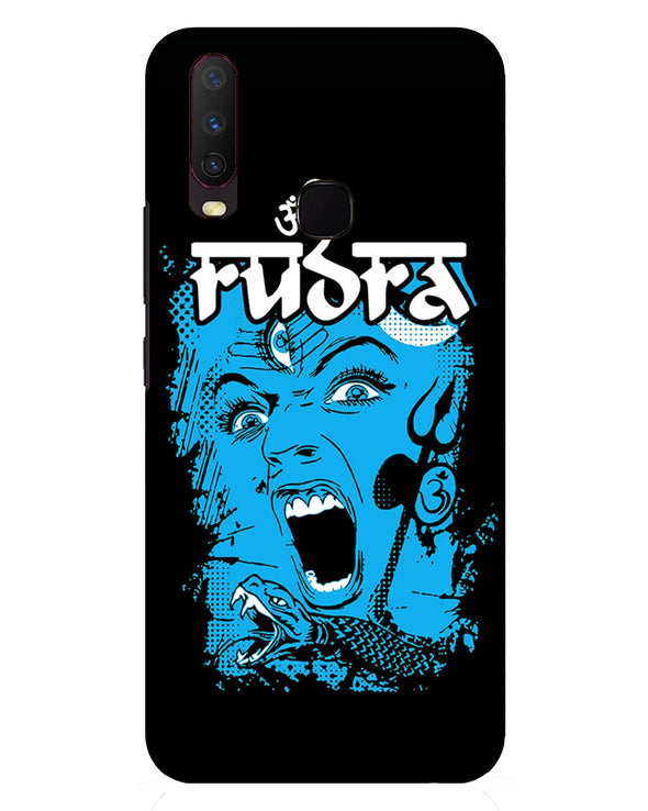 MIGHTY RUDRA - THE FIERCE ONE |  Vivo Y17 Phone Case
