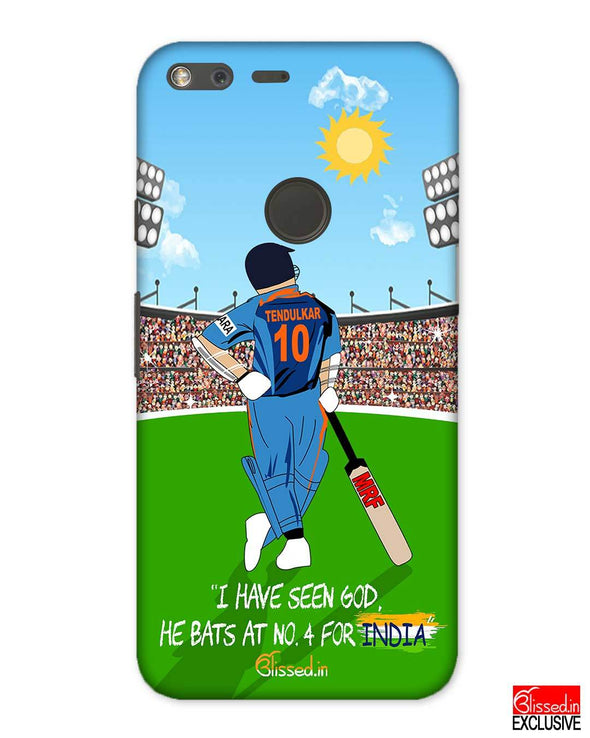 Tribute to Sachin | Google Pixel Phone Case