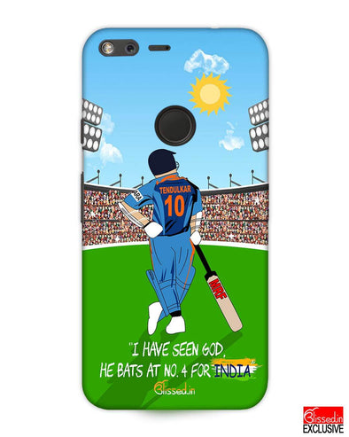 Tribute to Sachin | Google Pixel XL Phone Case