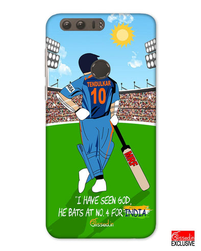 Tribute to Sachin | Huawei Honor 8 Phone Case