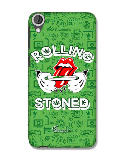 Rolling Stoned | Htc 820 Phone Case