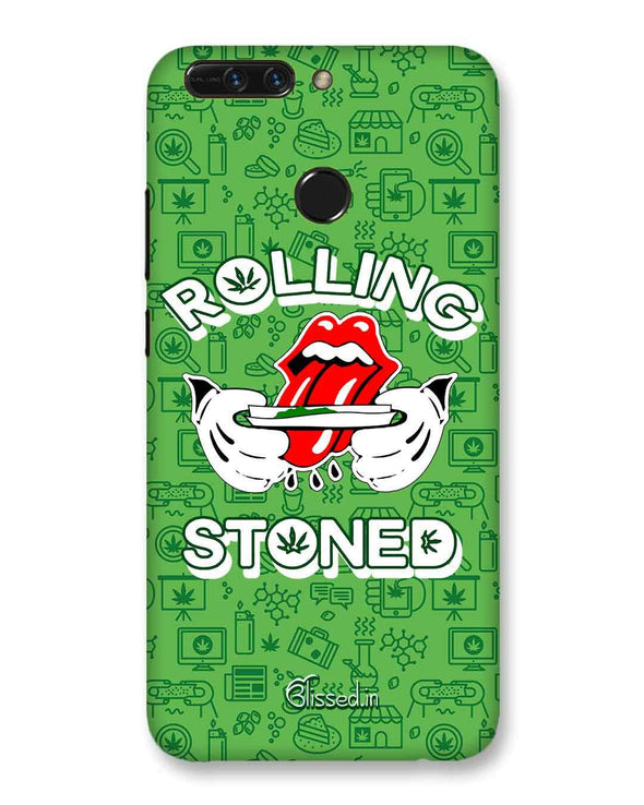 Rolling Stoned | Huawei Honor 8 Phone Case