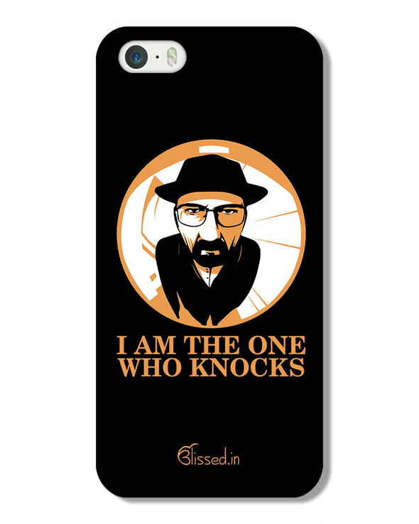 The One Who Knocks | iPhone 5 Phone Case