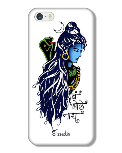 Bum Bhole Nath | iPhone 5  Phone Case