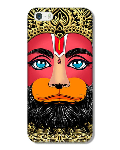 Lord Hanuman | iPhone 5 Phone Case