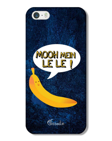 Mooh mein le le | iPhone 5 Phone case
