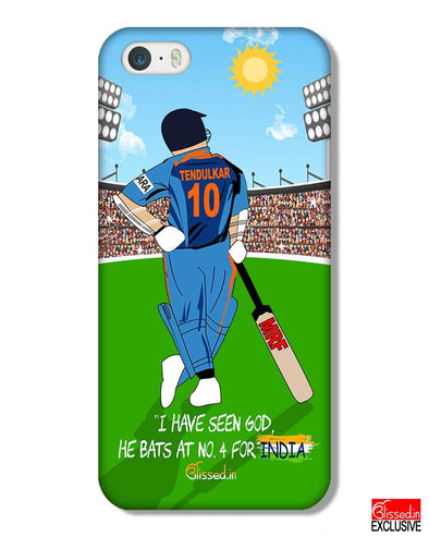 Tribute to Sachin | iPhone 5 Phone Case