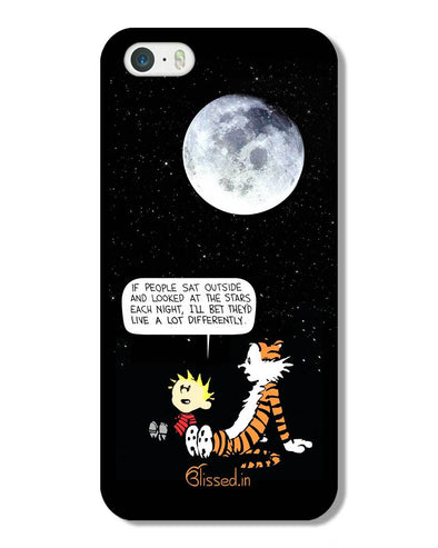 Calvin's Life Wisdom | iPhone 5 Phone Case