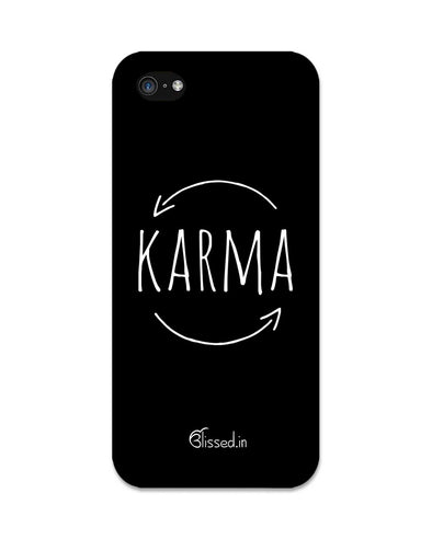 karma | iPhone 5C Phone Case