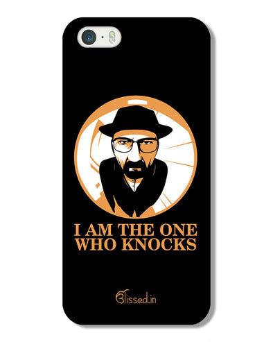 The One Who Knocks | iPhone 5S Phone Case
