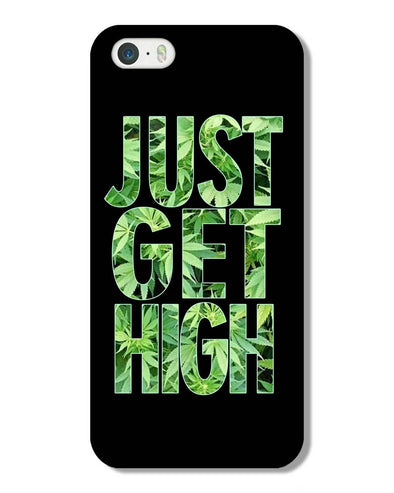 High | iPhone 5S Phone Case