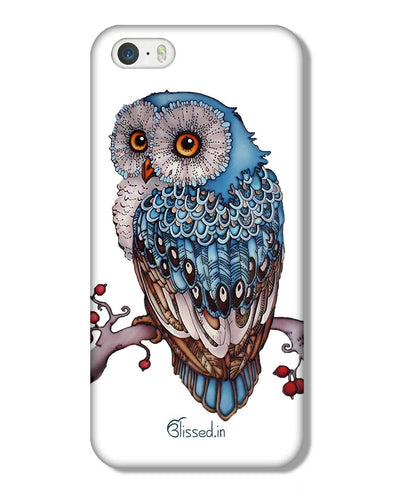 Blue Owl | iPhone 5S Phone Case
