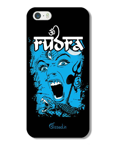 Mighty Rudra - The Fierce One | iPhone 5S Phone Case
