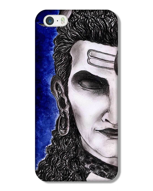 Meditating Shiva | iPhone 5s Phone case