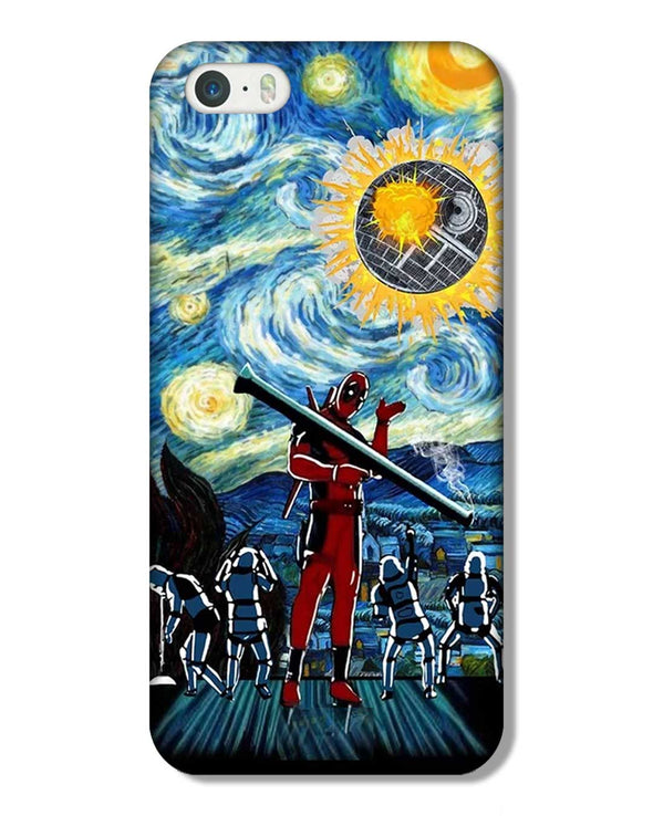 Dead star | iPhone 5 Phone Case