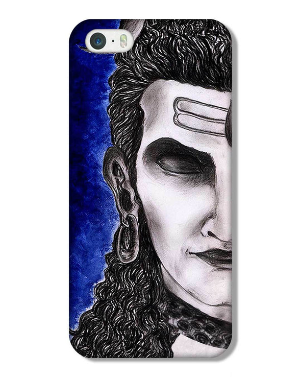 Meditating Shiva | iPhone 5 Phone case