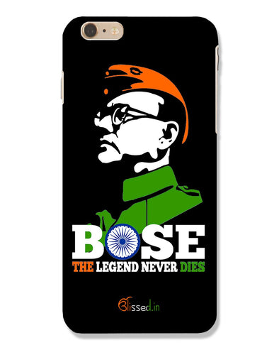 Bose The Legend | iPhone 6 Plus Phone Case
