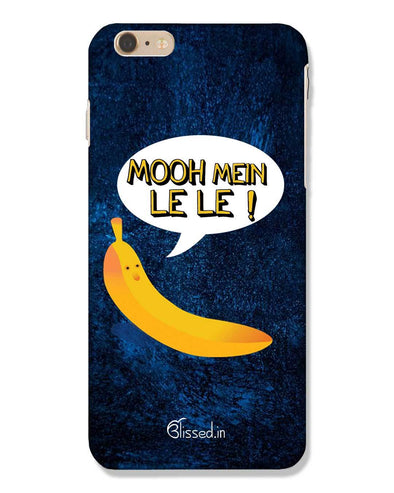 Mooh mein le le | iPhone 6 Plus Phone case