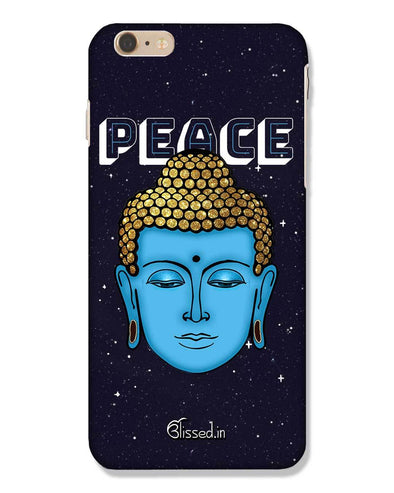 Peace of buddha | iPhone 6 Phone Case