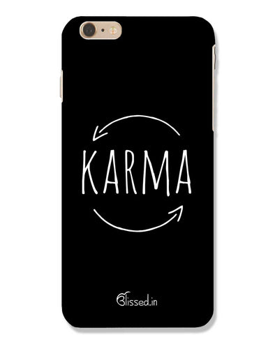 karma | iPhone 6 Plus Phone Case