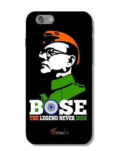 Bose The Legend | iPhone 6S Phone Case