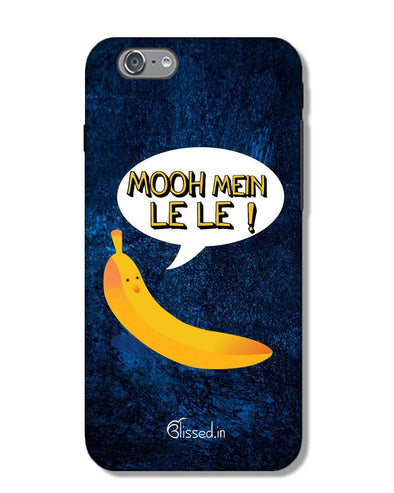 Mooh mein le le | iPhone 6S Phone case
