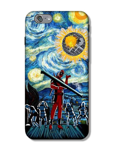 Dead star | iPhone 6S Phone Case