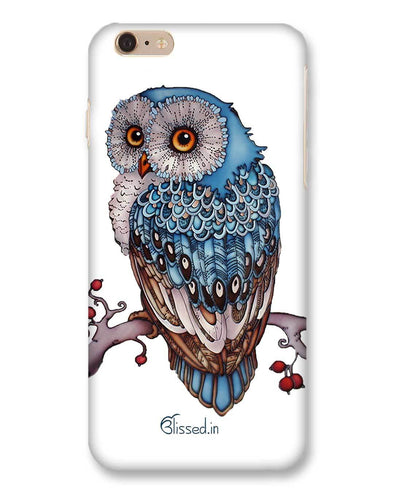 Blue Owl | iPhone 6S Phone Case