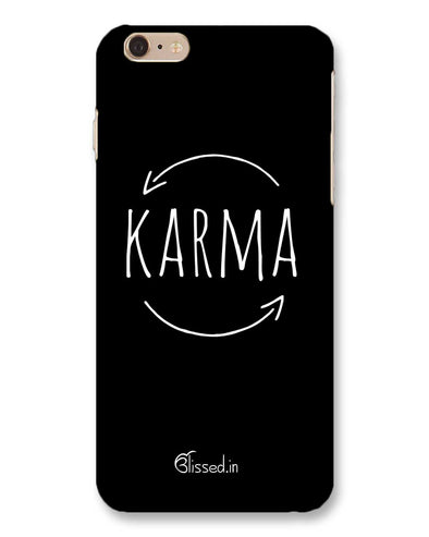 karma | iPhone 6s Plus Phone Case
