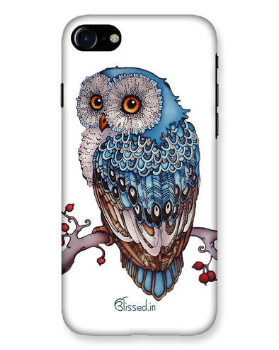 Blue Owl | iPhone 7 Phone Case