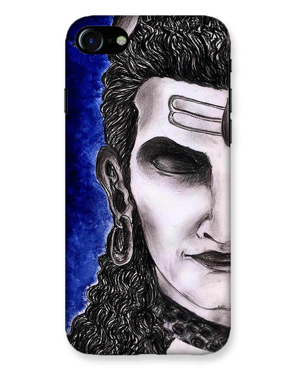 Meditating Shiva | iPhone 7 Phone case