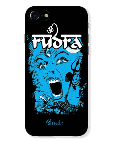 Mighty Rudra - The Fierce One | iPhone 8 Phone Case