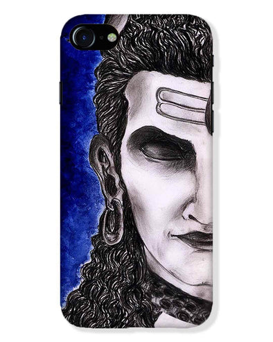 Meditating Shiva | iPhone 8 Plus Phone case
