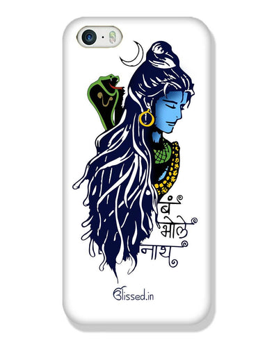 Bum Bhole Nath | iPhone SE Phone Case