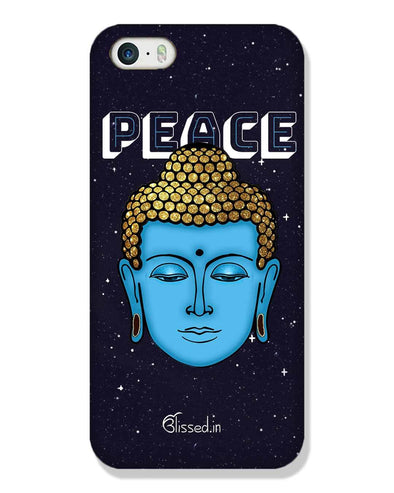 Peace of buddha | iPhone SE Phone Case