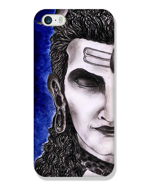 Meditating Shiva | iphone SE Phone case