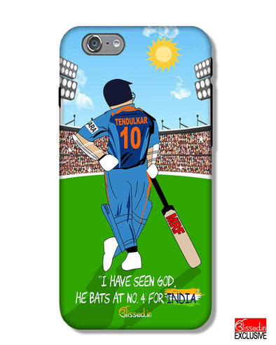 Tribute to Sachin | iPhone 6 Phone Case