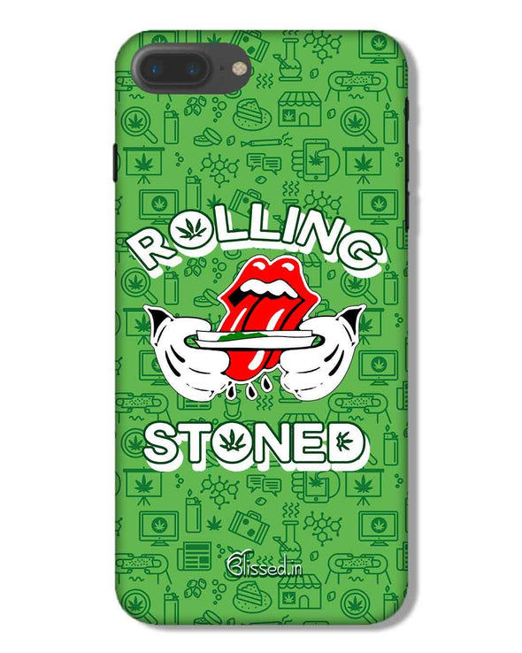Rolling Stoned | iphone 7 Plus Phone Case