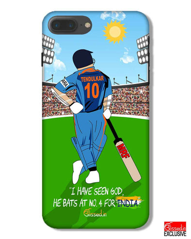 Tribute to Sachin | iPhone 7 Plus Phone Case
