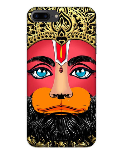 Lord Hanuman | iPhone 8 Plus Phone Case