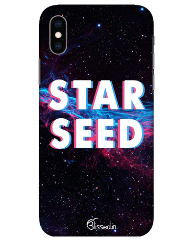 Starseed   | Iphone xs l  Phone Case