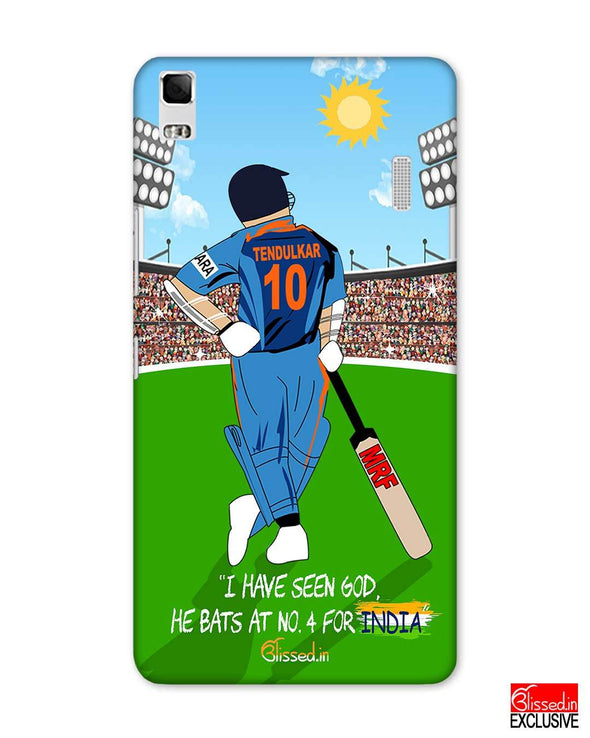 Tribute to Sachin | Lenovo A700 Phone Case