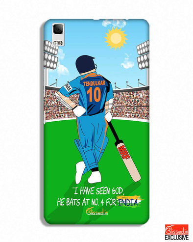 Tribute to Sachin | Lenovo K3 Note Phone Case